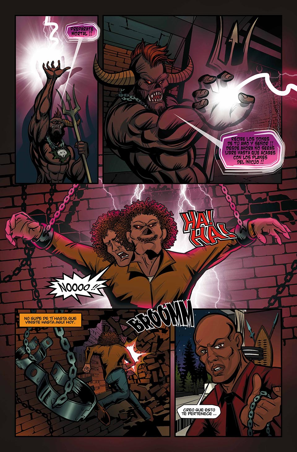 Blasted Souls #01-Pag. 23
